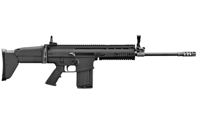 "FN SCAR 17S Rifle 308 16"" Black"